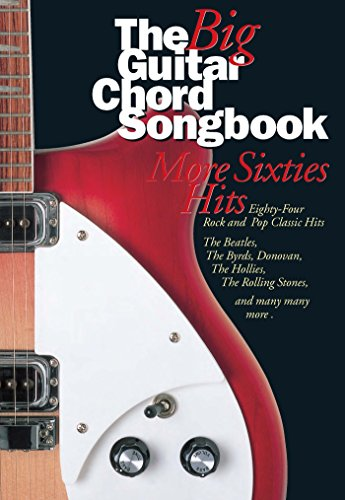 New PDF release: Big Guitar Chord Songbook More 60\'s Hits - Pomysl ...