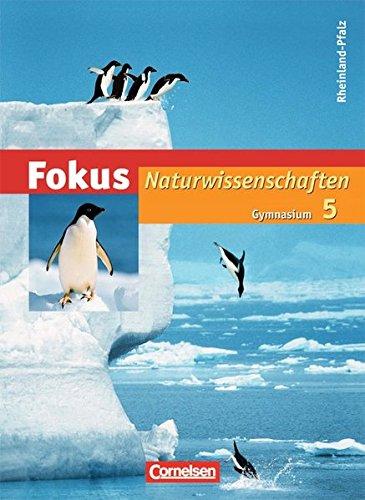 Fokus Naturwissenschaften - Gymnasium Rheinland-Pfalz. 5. Schuljahr : 4 Themenhefte