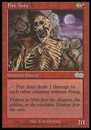 magic-the-gathering-fire-ants-formiche-di-fuoco-urzas-saga