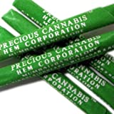 Räucherstäbchen/Räucherwerk Medizin Cannabis, Hanf Kräuterduft - aus Indien handgerollt mit Schiffchen - Raumduft Räuchern Lufterfrischer Kräuter