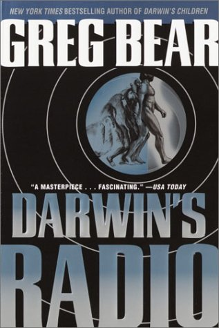 Book cover for Darwin's Radio