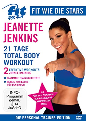 Fit for Fun - Fit wie die Stars: Jeanette Jenkins - 21 Tage Total Body Workout