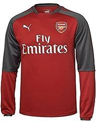Arsenal Kids Training Sweatshirt 2017/18 (Red)