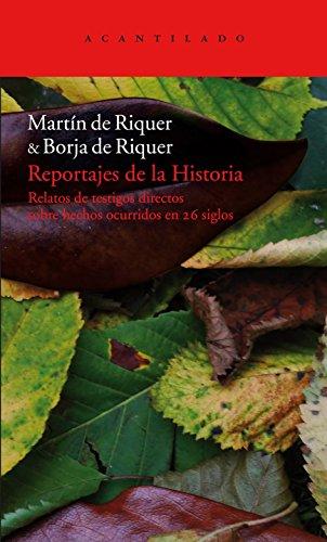 Reportajes de la historia estuche - Volumen 2 (El Acantilado)