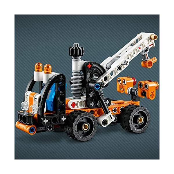 LEGO Technic - Gru a cestello, 42088 4 spesavip