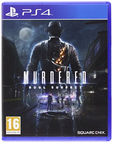 Murdered: Soul Suspect PS-4 UK multi [Importación inglesa]