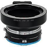 Fotodiox Pro Adaptateur de monture d'objectif avec Fonction de Décalage - pour Objectif Hasselblad V à Caméra Numérique sans Miroir -Mirrorless Digital Camera  Fujifilm X mount comme X-Pro1/ X-E1/ X-M1/ X-A1/ X-E2/ et X-T1