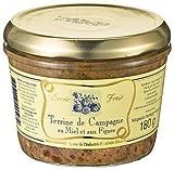 Produkt-Bild: Beauharnais Landterrine mit Honig und Feigen, 180 g