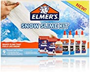 Elmer'S Snow Slime Kit | Slime Supplies Include Clear Liquid Glue, White Liquid Glue, Magical Liquid Slime Act