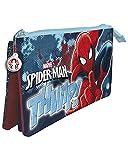 Spiderman de Marvel Estuche portatodo con