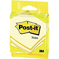 Post-It 6820 - Notas adhesivas, 76 x 76 mm, color amarillo