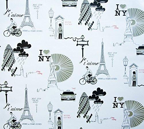blanc-motif-paris-en-plastique-collant-film-vinyle-papier-peint-noir-en-pvc-blanc