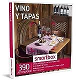 SMARTBOX - Caja Regalo - VINO Y TAPAS - 390 restaurantes de tapas