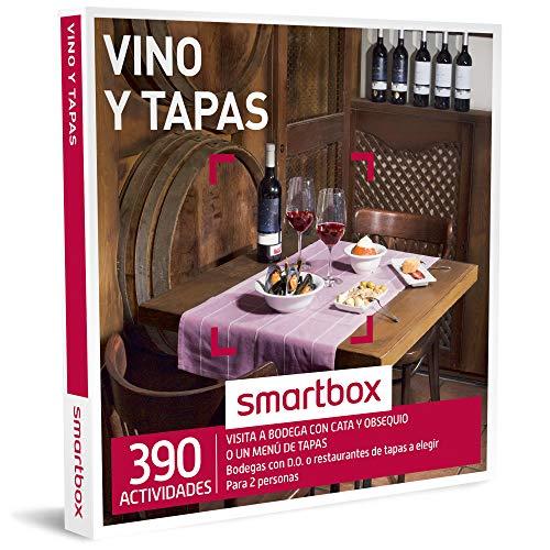 SMARTBOX - Caja Regalo - VINO