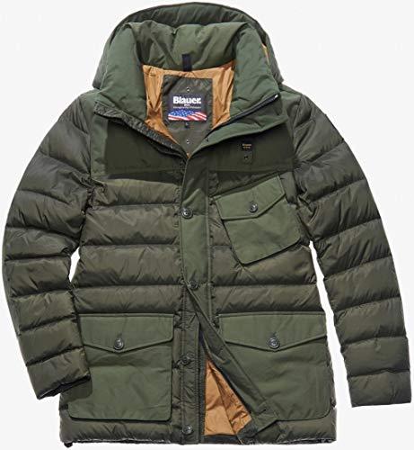 Preisvergleich Produktbild Blauer USA Edoardo Daunenjacke Grün XL