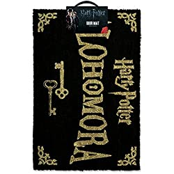 Harry Potter - Doormat Alohomora