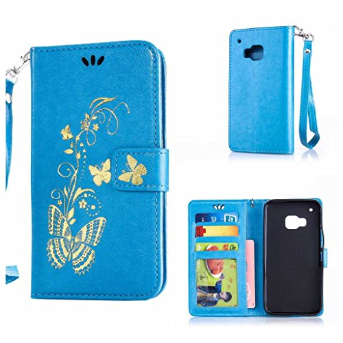 htc-one-m9-case-free-tempered-glass-screen-protector-boxtiir-pu-leather-wallet-case-with-lanyard-str