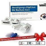 Beruhigungs-Zäpfchen® für Bochum-Fans | Für Freunde von VFL Bochum-Fanartikeln, Kaffee-Tassen, Fan-Schals sowie Männer, Kollegen & Fans im VFL Bochum 1848 Trikot Home