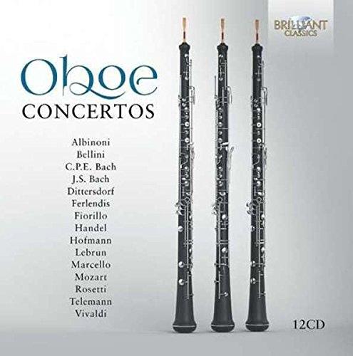 Oboe Concertos - Classic Schrank