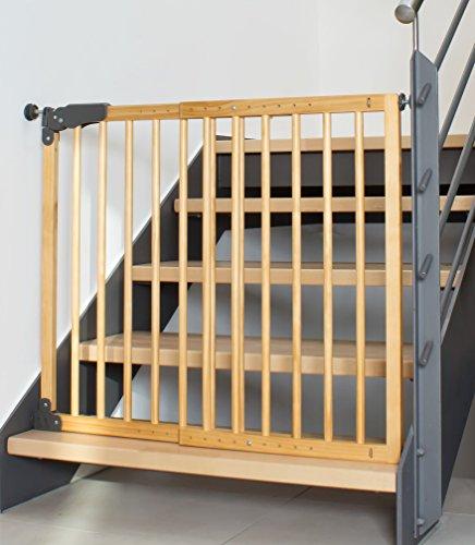Reer 46221 Tür-und Treppengitter, Holz - 2
