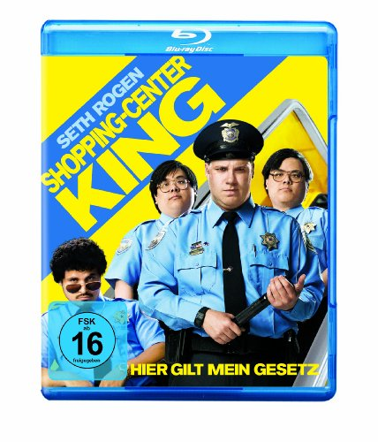 Shopping-Center King - Hier gilt mein Gesetz [Blu-ray]