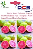 #7: DCS Guava Garden Seeds