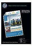 HP - Q6550A - Canevas mat professionnel - 100 feuilles/A4/210 x 297 mm