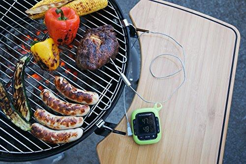 51F2jWTzY5L - Outdoorchef Grillzubehör, Gourmet Check, grün, 8,7x2,8x10,7 cm, 14.491.34