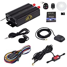 Yukong TK103B Auto GPS-Verfolger, Träger-Auto GPS-SMS GPRS Verfolger-Realzeit-aufspürenvorrichtung-Systems-Direktübertragung