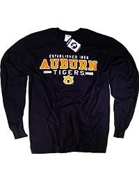 Auburn Tigers para hombre gorro de bandera de camiseta de manga corta para jersey de fútbol