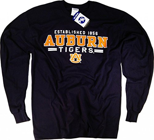 Auburn Tigers Lanyard (Auburn Tigers-Shirt Flagge hat Aufkleber Fußball Trikot University Kleidung Gr. XXL, Blau)