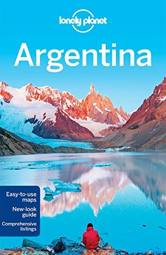 Lonely Planet Argentina (Travel Guide) by Lonely Planet (2016-08-16)