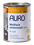 Auro Weißlack seidenmatt Classic - 2,5L