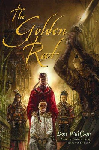 The Golden Rat (English Edition)
