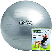 Pilates-Mad - Pelota suiza (soporta cargas de 125 kg)