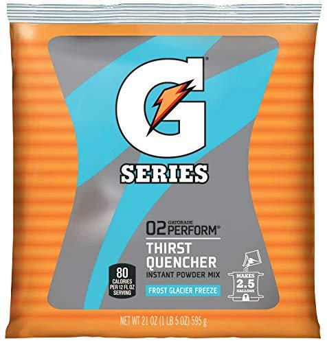 Qoc33677 - Original Puder Drink Mix, Glacier Freeze, 595,3 g -