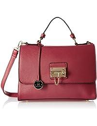 Diana Korr Women's Handbag (Red) (DK28HRED)