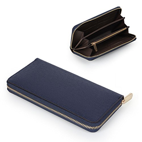 losmile-mens-womens-rfid-blocking-wallet-classic-clutch-synthetic-leather-long-wallet-card-holder-pu