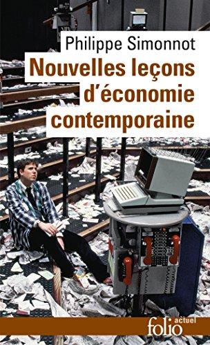 Nouvelles leçons d'économie contemporaine par Philippe Simonnot