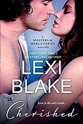 Cherished: A Masters and Mercenaries Novella by Lexi Blake (2014-10-15)