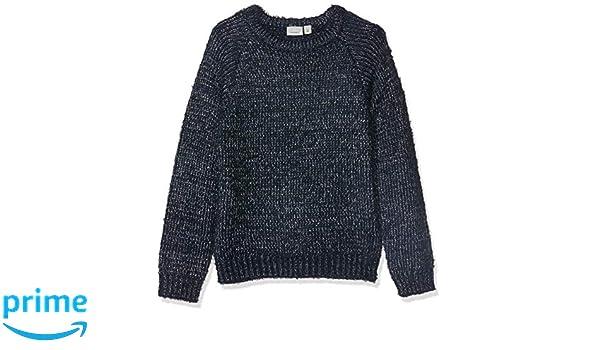 Name It Girls Nkfnaja Ls Knit Jumper