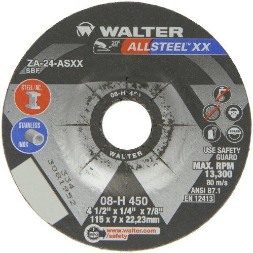 walter-allsteel-xx-exceptional-grinding-wheel-type-27-round-hole-aluminum-oxide-4-1-2-diameter-1-4-t
