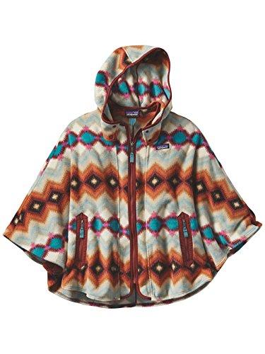Patagonia Damen Fleecejacke Lw Synchilla Poncho Fleece Jacket 97cc13f5e3