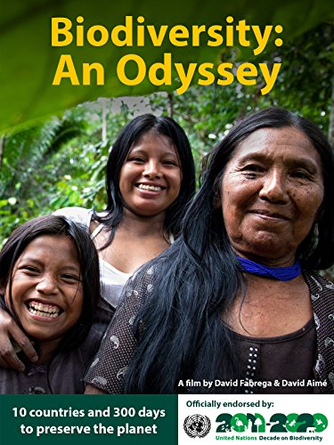 Biodiversity: an odyssey Cover