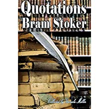 Quotations by Bram Stoker (English Edition)