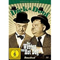 Laurel & Hardy - Der Westen von Hot Dog
