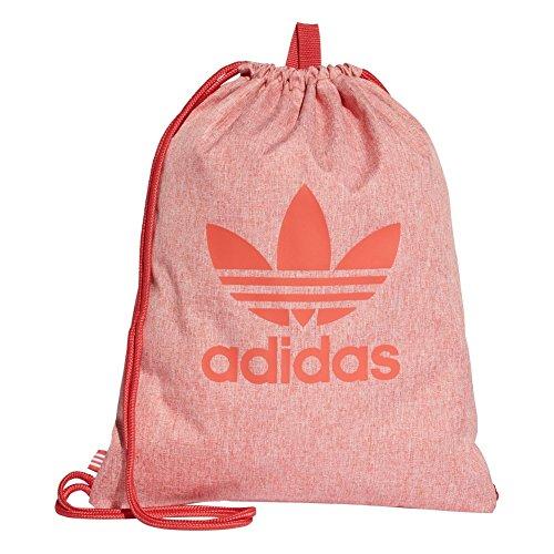 adidas Gymsack Essentials Turnbeutel, Trace Scarlet, One Size