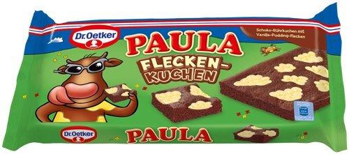 Dr. Oetker fertiger Paula Fleckenkuchen Vanillepudding, 300 g