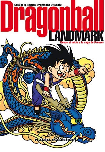 Dragon Ball Landmark 1 by Akira Toriyama(1905-07-01)