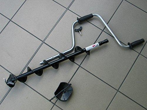 Eisbohrer 110 mm Mora Made in Sweden, Eisangeln, Eisangelprodukt